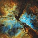 NGC3372 Carina Nebula,                                Copernicus