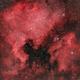 Nord America & Pelikan Nebulae,                                Giambattista Rizzo