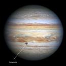 Jupiter & Ganymede - June 11, 2020,                                astrolord