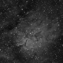 NGC 6820,                                Marco