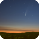 Widefield of Comet C/2020 F3 Neowise,                                Frank Breslawski
