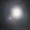 Moon halo,                                kenthelleland