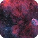 Another rendition of NGC6888 from DSW test data,                                Rick Stevenson