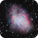 "M1 - The Crab Nebula,                                Sebastian ""BastiH..."