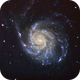 Messier 101,                                GJL