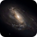 M66 using 2 sec subs,                                TSquasar