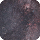 Les grandes Nébuleuses du Cygne,                                Loïc33