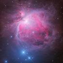 M 42 Orion Nebula,                                Zhuoqun Wu