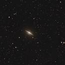 Sombrero galaxy,                                DomLeBarde