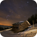 Starry Mountain Hut,                                Markus A. R. Langlotz