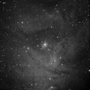 NGC 2264 Ha,                                Eric COUSTAL ( F5ODA )