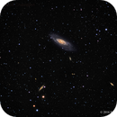 M106 and Some Friends,                                Scott