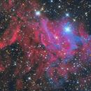 IC405 - Flaming Star Nebula,                                Maarten Rolefes