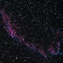 Veil Nebula. Velos del cisne. NGC 6992,                                eldoctorbacterio