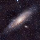 M31 Data from Multiple Nights,                                jonnybravo0311