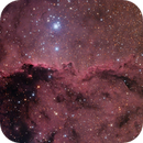 NGC 6188 in HaRGB,                                DiscoDuck