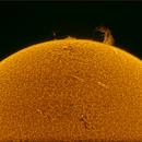 September Sun in close - 2016,                                Onur Atilgan