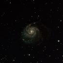 M 101 Pinwheel Galaxy,                                Donovan