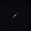 NGC-4565 - Needle Galaxy,                                Dale Penkala
