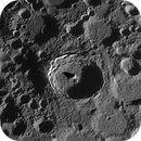 Tycho: a young crater,                                MAILLARD