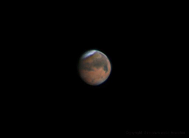 Mars with C8EdgeHD,                                Vincenzo della Ve...