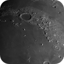 Moon - Montes Alpes with Plato,                                Axel Kutter