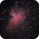 M16 - Eagle Nebula,                                Marcelo Alves