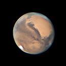 Mars - October 3rd, 2020,                                CrazyPanda