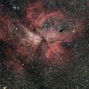 Eta Carinae Nebula,                                Tom KoradoxTom
