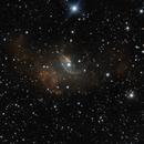 NGC 7635 - The Bubble nebula - HaRBG,                                Jason R Wait
