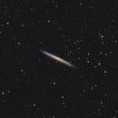 the Splinter Galaxy in Draco - NGC5907,                                Arnaud Peel