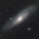 WIP M31,                                Jonathan Rupert
