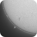 Sun in Halpha - August 30, 2020,                                JDJ