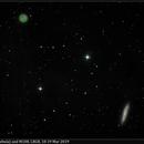 M97 & M108, LRGB, 18-19 Mar 2019,                                David Dearden