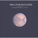 Mars Nov 2020,                                Martin