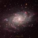 M33 TRiangle Galaxy,                                Philippe Oros