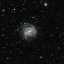 M83 The Southern Pinwheel,                                Mike