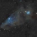 IC4592, The Blue Horsehead Nebula,                                Marukawa