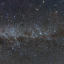 Milky Way between Cygnus and Perseus,                                Łukasz Sujka