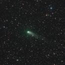 The Return of Rosetta (67P/Churyumov–Gerasimenko),                                Falk Schiel