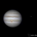 Jupiter and Europa (26 nov 2015, 7:11),                                Star Hunter