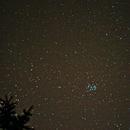 'The Pleiades,                                Evie
