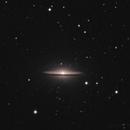 M104,                                Astrofotospr