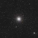 Messier 3 - Amas globulaire du Chien de Chasse,                                grizli21