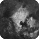 North America (NGC7000) in Ha,                                Bill Mark
