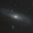 M31, NGC224 Andromedanebel,                                Ralf