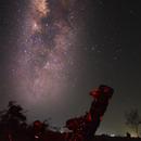 Milky Way and Celestron C8n,                                Luis Amiama