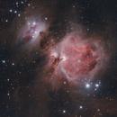 5 minute M42,                                David Frost