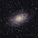 M33 The Triangulum Galaxy,                                Sol Lee