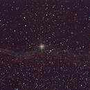 NGC 6960 - Nebulosa del Velo (Oeste),                                Luis Martinez